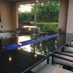 Outside living by Dallas Marble Stone